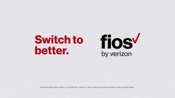 Fios by Verizon TV Spot, 'Mowing' - Thumbnail 6