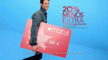 Macy's La Venta del Día de Presidentes TV Spot, 'Pase de Ahorros' [Spanish] - Thumbnail 5