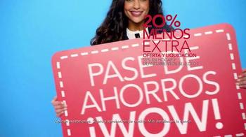 Macy's La Venta del Día de Presidentes TV Spot, 'Pase de Ahorros' [Spanish] - Thumbnail 6