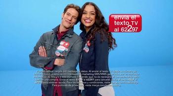 Macy's La Venta del Día de Presidentes TV Spot, 'Pase de Ahorros' [Spanish] - Thumbnail 8