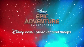 Disney Channel Epic Adventure Sweepstakes TV Spot, 'Calling All Jedi' - Thumbnail 7