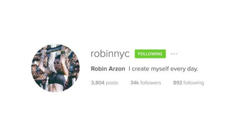 adidas TV Spot, 'Here to Create: Robin Arzon' - Thumbnail 2