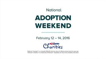 PetSmart National Adoption Weekend TV Spot, 'Change Your World' - Thumbnail 3