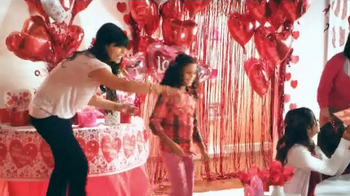 Party City Red Heart Balloons TV Spot, 'That Special Someone' - Thumbnail 2