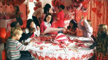 Party City Red Heart Balloons TV Spot, 'That Special Someone' - Thumbnail 4