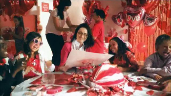 Party City Red Heart Balloons TV Spot, 'That Special Someone' - Thumbnail 5