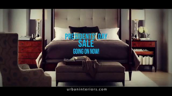 Urban Interiors & Thomasville Presidents' Day Sale TV Spot, 'Furniture' - Thumbnail 1
