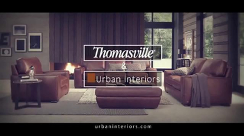 Urban Interiors & Thomasville Presidents' Day Sale TV Spot, 'Furniture' - Thumbnail 2