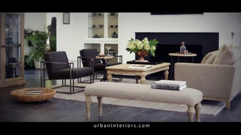 Urban Interiors & Thomasville Presidents' Day Sale TV Spot, 'Furniture' - Thumbnail 3