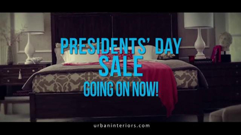 Urban Interiors & Thomasville Presidents' Day Sale TV Spot, 'Furniture' - Thumbnail 7