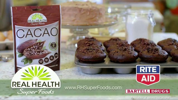 Real Health Superfoods Cacao TV Spot, 'Superfood Nutrition' - Thumbnail 10