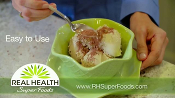 Real Health Superfoods Cacao TV Spot, 'Superfood Nutrition' - Thumbnail 7