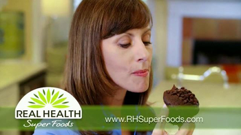 Real Health Superfoods Cacao TV Spot, 'Superfood Nutrition' - Thumbnail 8