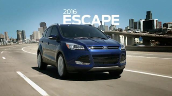 Ford SUVs TV Spot, 'SUV Lineup' - Thumbnail 5