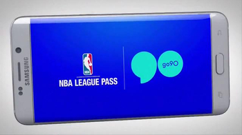 Go90 TV Spot, 'NBA League Pass' - Thumbnail 1