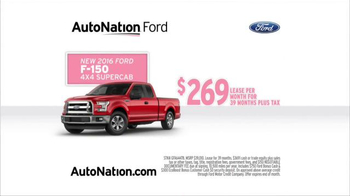 AutoNation Savings Event TV Spot, 'Truck Comparison: 2016 Ford F-150' - Thumbnail 2