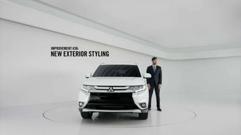 2016 Mitsubishi Outlander TV Spot, 'Looks Good From Every Angle ' - Thumbnail 1