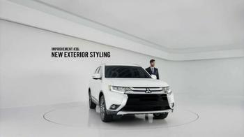 2016 Mitsubishi Outlander TV Spot, 'Looks Good From Every Angle ' - Thumbnail 2