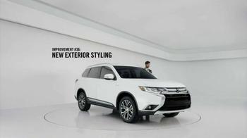 2016 Mitsubishi Outlander TV Spot, 'Looks Good From Every Angle ' - Thumbnail 3