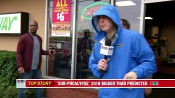 Subway TV Spot, 'SUB-Pocalypse' - 2689 commercial airings