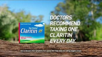 Claritin TV Spot, 'Claritin Clear' - Thumbnail 5