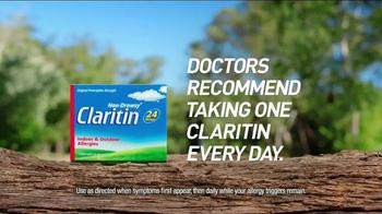 Claritin TV Spot, 'Claritin Clear' - Thumbnail 6