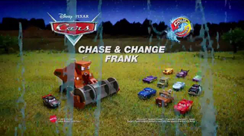 Disney Pixar Cars Chase and Change Frank TV Spot, 'Color Change Fun' - Thumbnail 8