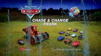 Disney Pixar Cars Chase and Change Frank TV Spot, 'Color Change Fun' - Thumbnail 8