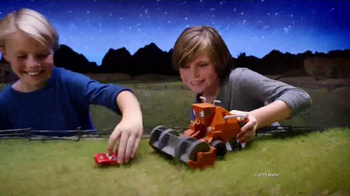 Disney Pixar Cars Chase and Change Frank TV Spot, 'Color Change Fun' - Thumbnail 1