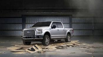 Ford F-Series TV Spot, 'America's Best Selling Truck' - Thumbnail 3