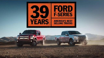 Ford F-Series TV Spot, 'America's Best Selling Truck' - Thumbnail 6