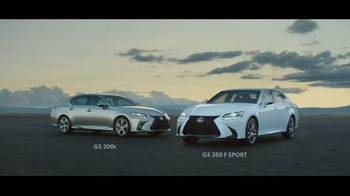 2016 Lexus GS TV Spot, 'Take Control' - Thumbnail 10