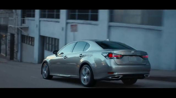2016 Lexus GS TV Spot, 'Take Control' - Thumbnail 4