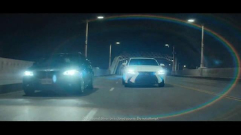 2016 Lexus GS TV Spot, 'Take Control' - Thumbnail 8
