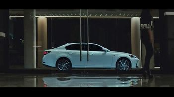 2016 Lexus GS TV Spot, 'Take Control' - 5048 commercial airings
