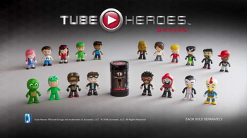 Tube Heroes Mystery Blind Tubes TV Spot, 'CaptainSparklez' - Thumbnail 7