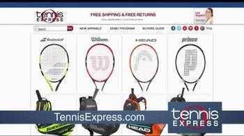 Tennis Express TV Spot, 'Fire Up'