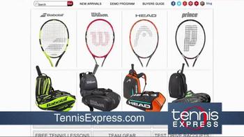 Tennis Express TV Spot, 'Fire Up' - Thumbnail 2