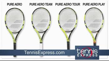 Tennis Express TV Spot, 'Fire Up' - Thumbnail 3