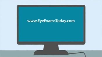 TLC Vision TV Spot, 'Eye Exams' - Thumbnail 7