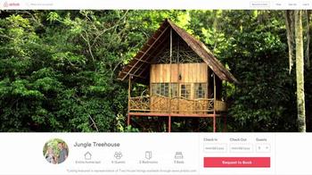 Airbnb TV Spot, 'Treehouse' - Thumbnail 7