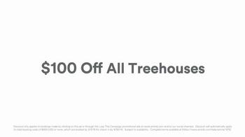 Airbnb TV Spot, 'Treehouse' - Thumbnail 8