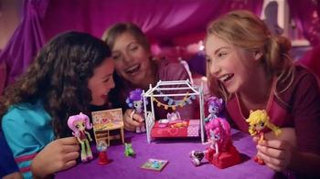 My Little Pony Equestria Girls Minis TV Spot, 'Slumber Party' - Thumbnail 5