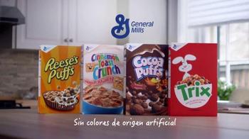 General Mills Trix TV Spot, 'Pintor de paredes' [Spanish] - Thumbnail 10