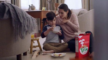 General Mills Trix TV Spot, 'Pintor de paredes' [Spanish] - Thumbnail 8