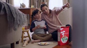 General Mills Trix TV Spot, 'Pintor de paredes' [Spanish] - Thumbnail 9