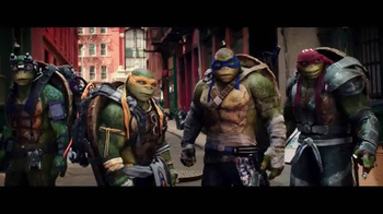 Teenage Mutant Ninja Turtles: Out of the Shadows - Alternate Trailer 3