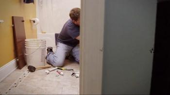 American Home Shield Home Warranty TV Spot, 'Plumbing Repairs' - Thumbnail 2
