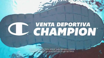 Payless ShoeSource Venta Deportiva Champion TV Spot, 'Colores' [Spanish] - Thumbnail 8
