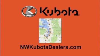 Kubota Get Set to Save Sales Event TV Spot, 'Kubota B Series' - Thumbnail 9